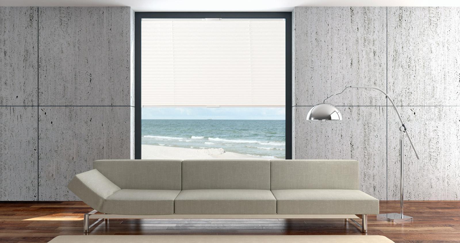 plissee in standardma en g nstig kaufen. Black Bedroom Furniture Sets. Home Design Ideas